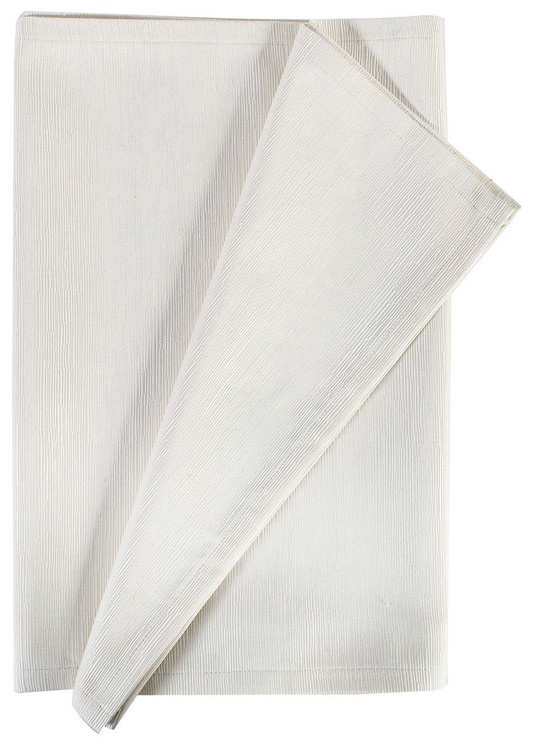 Home4you Nora Tablecloth 40x160cm White