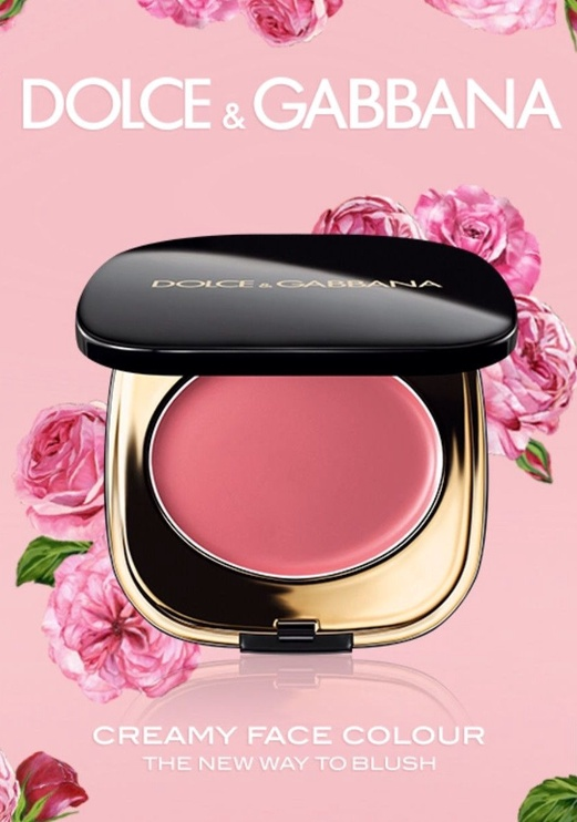 Dolce & Gabbana Blush Of Roses Creamy Blush 4.8g 30