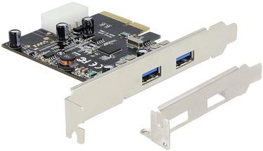 Delock PCIe 2 x USB 3.1