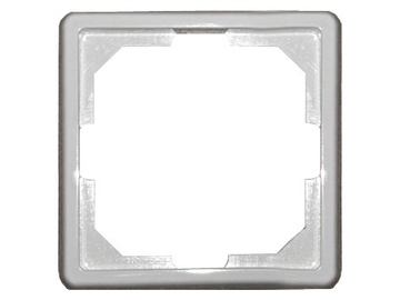 Vienvietis rėmelis Vilma ST150, baltos spalvos