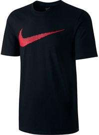 Nike Swoosh T-Shirt 707456 010 Black M