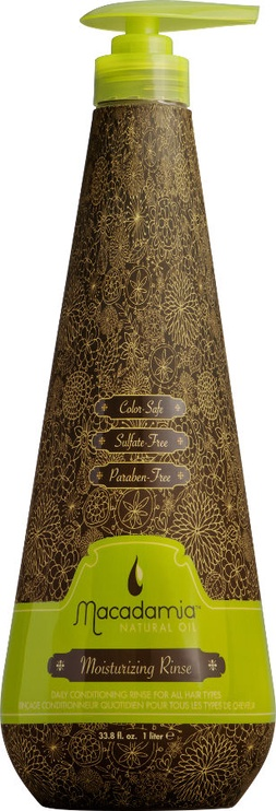 Plaukų kondicionierius Macadamia Natural Oil Moisturizing Rinse, 1000 ml