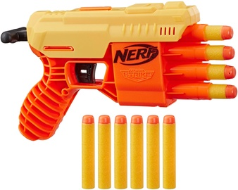 Rotaļlietu ierocis Hasbro Nerf Alpha Strike Fang QS 4 E6973