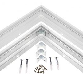 Rėmas įmontuojamam LED šviestuvui 60X60CM