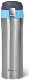 Fissman Double Wall Vacuum Travel Mug 420ml Blue