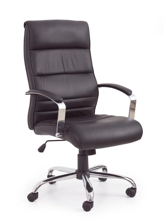 Biroja krēsls Halmar Teksas Black