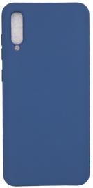 Evelatus Soft Touch Back Case For Samsung Galaxy A70 Dark Blue