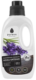 Purenn Wood Floor Cleaner with Lavender and Apple 1l