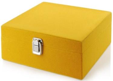 Mondex Carmen Casket Yellow 20.2x20.3x9cm