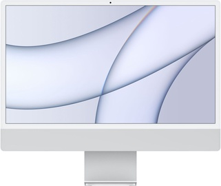 "Apple iMac / MGPD3RU/A / 24"" Retina 4.5K / RUS / M1 8-Core GPU / 8GB RAM / 512GB Silver"