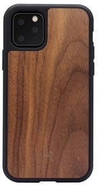 Woodcessories Bumper Back Case For Apple iPhone 11 Pro Max Walnut/Black
