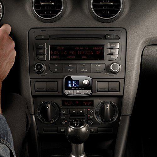 Energy Sistem FM Car Transmitter
