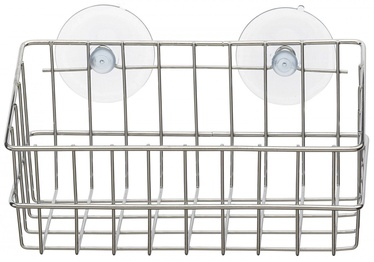 Verners Wall Shelf Chrome
