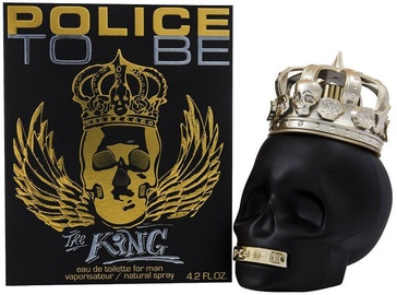 Police To Be The King 125ml EDT