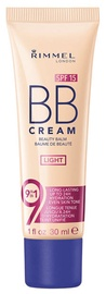 Rimmel London BB Cream 9in1 SPF15 30ml Light