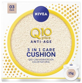 Nivea Q10 Plus Anti Age 3in1 Care Cushion 15g Dark