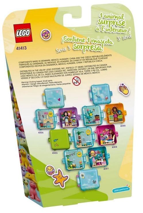 Конструктор LEGO® Friends 41413 Летняя игровая шкатулка Мии