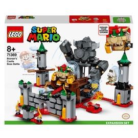 Конструктор LEGO Super Решающая битва в замке Боузера. Дополнительный набор 71369, 1010 шт.