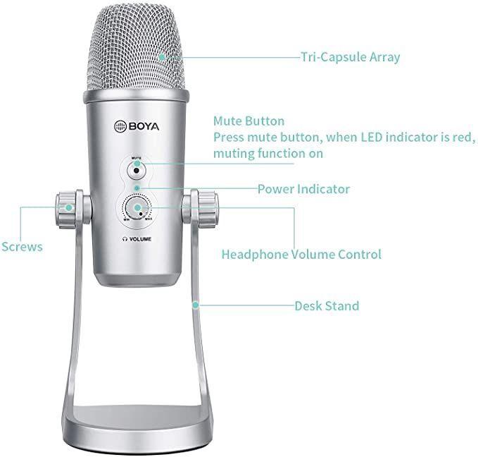 Boya BY-PM700SP Microphone