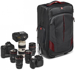 Manfrotto Pro Light Camera Roller Bag Reloader-55 Black