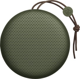Belaidė kolonėlė Bang & Olufsen BeoPlay Speakers A1 Moss Green