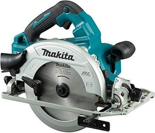 Makita DHS782ZJ Cordless Circular Saw with 2x18V Batteries