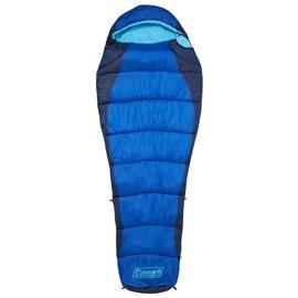Guļammaiss Coleman Fision Blue, labais, 210 cm