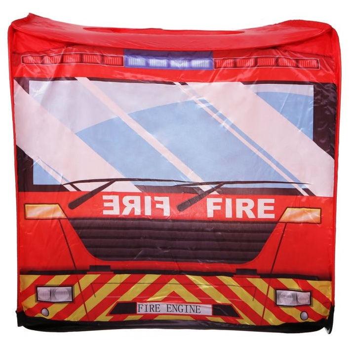 Žaidimų palapinė iPlay Fire Truck Tent 14198