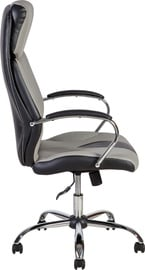 Home4you Work Chair Snyder Gray/Black 40832