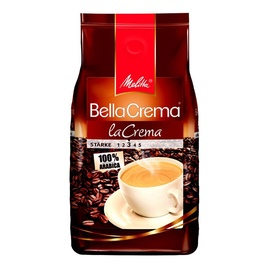 Kavos pupelės Melitta La Crema, 1 kg