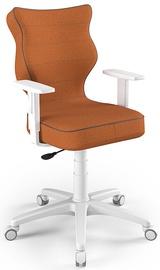 Entelo Office Chair Duo White/Orange Size 6 FC34