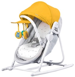 KinderKraft Bouncer Unimo Yellow