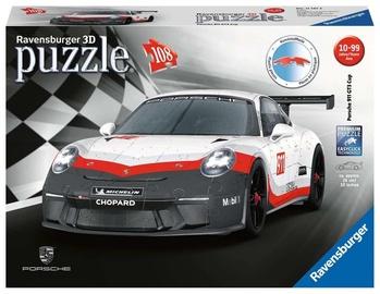 Ravensburger 3D Puzzle Porsche GT3 Cup 108pcs 11147