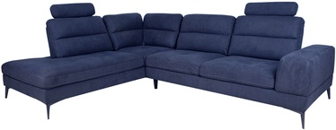 Home4you Maya Corner Sofa Blue