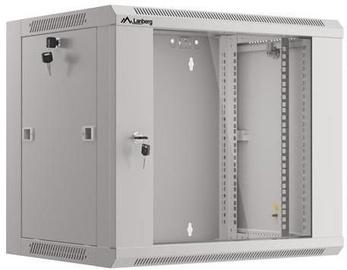 "Serverikapp Lanberg 19"" Wall Mounted Rack 4U 570X450 White"