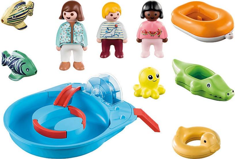 Playmobil Aqua 1-2-3 Splish Splash Water Park 70267