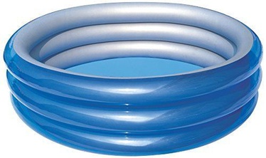 Bestway Paddling Metallic Pool 170cm Blue/Silver