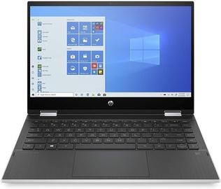 "Nešiojamas kompiuteris HP Pavilion 14-dw0008nw 155V6EA PL Intel® Core™ i7, 8GB/512GB, 14"""