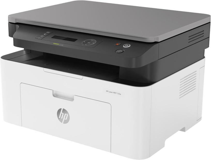 Daugiafunkcis spausdintuvas HP MFP 135a, lazerinis