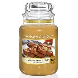 Yankee Candle Large Jar Candle Vanilla French Toast 623g