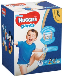 Huggies Pants Boy S6 60