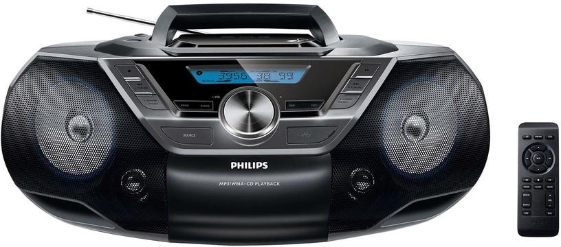 Magnetoola Philips AZ 780/12, 2 W, must