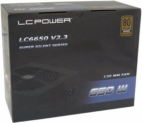 LC-Power LC6650 V2.3 650W