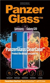 PanzerGlass ClearCase for Samsung Galaxy S20