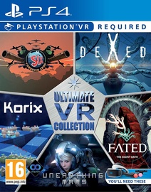 Ultimate VR Collection incl. 5 Games VR PS4