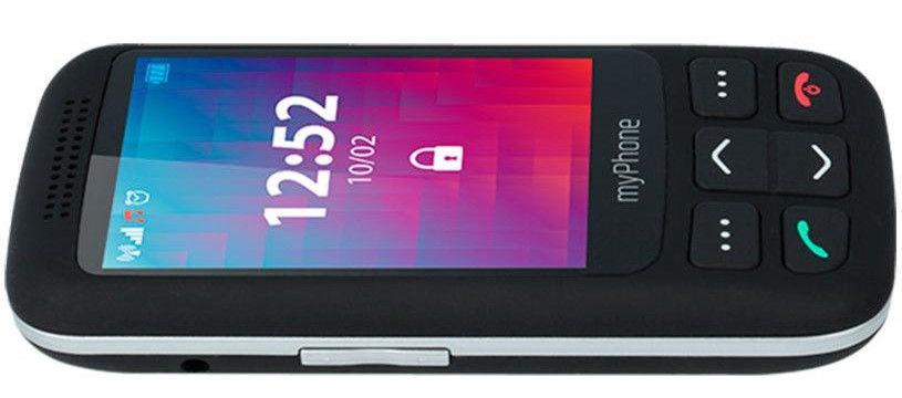 MyPhone HALO S Black