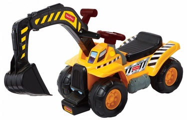 Fisher Price Big Action Dig N'Ride Excavator