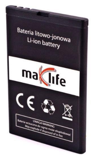 Батареи Maxlife HQ Analog Battery For Nokia 6300/6100/X2 1050mAh