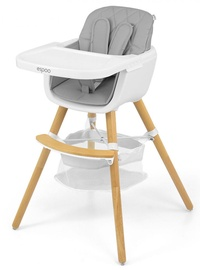 Milly Mally Espoo 2in1 High Chair Grey