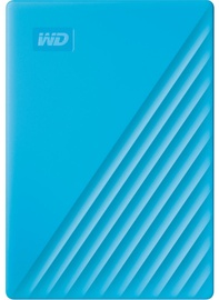 "Western Digital 2TB My Passport USB 3.2 2.5"" Blue"